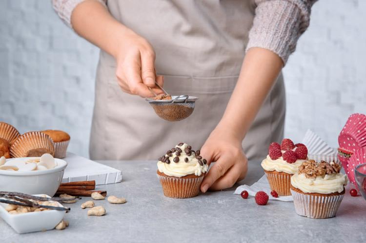 Procesos básicos de la pastelería y repostería.